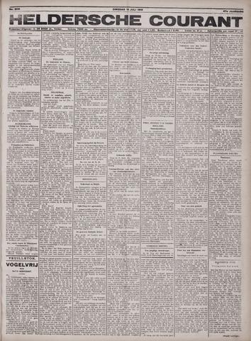 Heldersche Courant 1919-07-15
