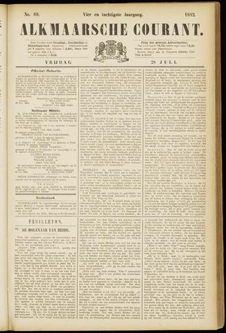 Alkmaarsche Courant 1882-07-28