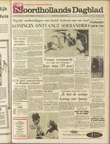 Noordhollands Dagblad : dagblad voor Alkmaar en omgeving 1964-03-26