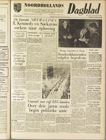 Noordhollands Dagblad : dagblad voor Alkmaar en omgeving 1962-02-14