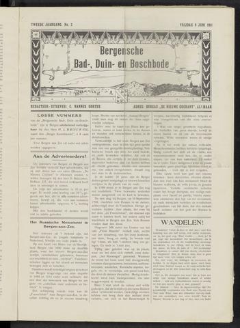 Bergensche bad-, duin- en boschbode 1911-06-09