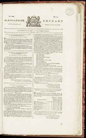 Alkmaarsche Courant 1822-08-26