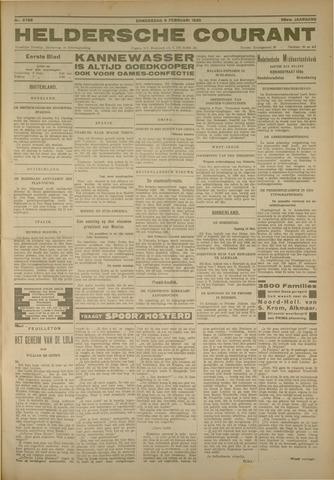 Heldersche Courant 1930-02-06