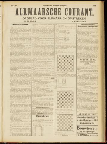 Alkmaarsche Courant 1911-08-28