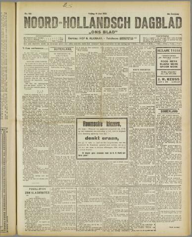 Ons Blad : katholiek nieuwsblad voor N-H 1922-06-16