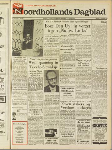Noordhollands Dagblad : dagblad voor Alkmaar en omgeving 1968-09-20
