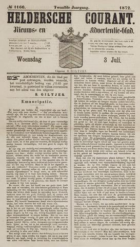 Heldersche Courant 1872-07-03