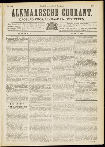 Alkmaarsche Courant 1912-10-31