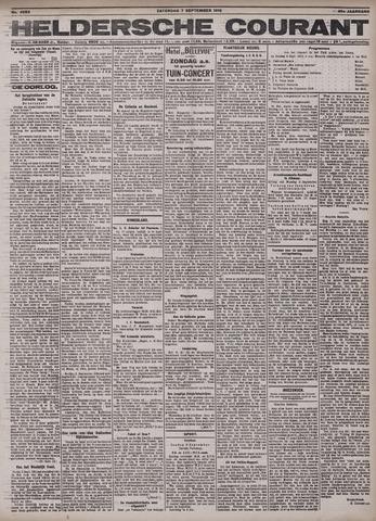 Heldersche Courant 1918-09-07