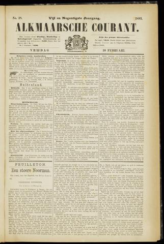 Alkmaarsche Courant 1893-02-10