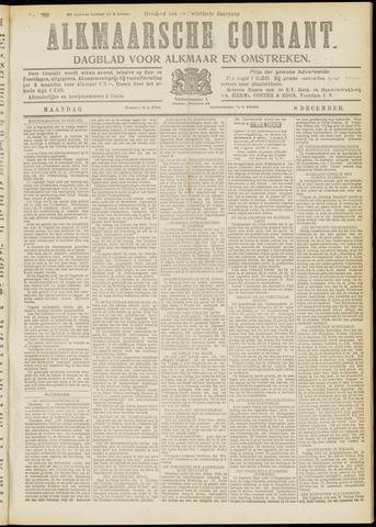Alkmaarsche Courant 1919-12-08