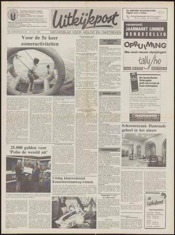 Uitkijkpost : nieuwsblad voor Heiloo e.o. 1988-07-20