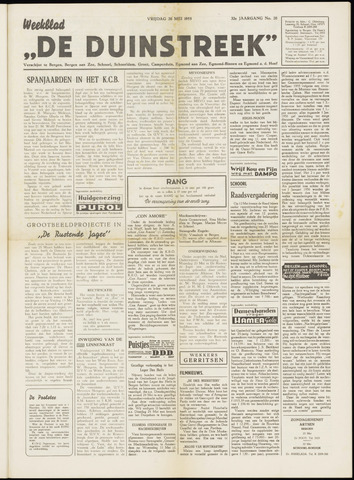 De Duinstreek 1955-05-20