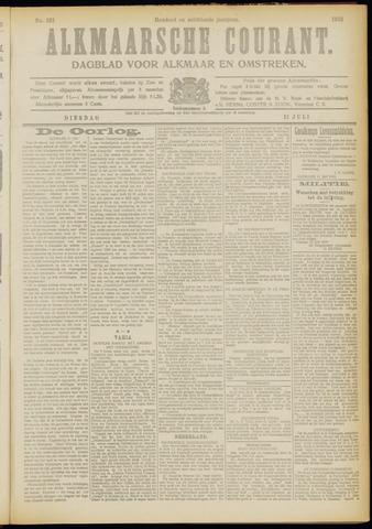 Alkmaarsche Courant 1916-07-11