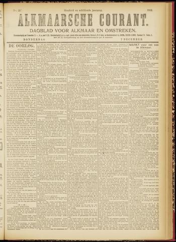 Alkmaarsche Courant 1916-12-07