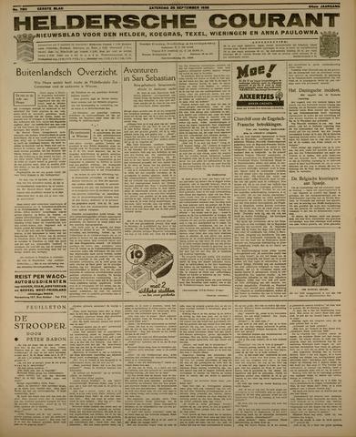 Heldersche Courant 1936-09-26