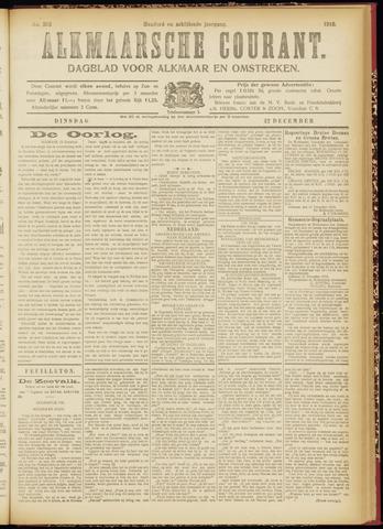 Alkmaarsche Courant 1916-12-12