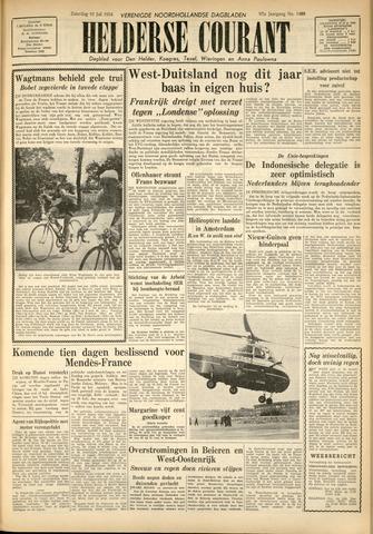Heldersche Courant 1954-07-10
