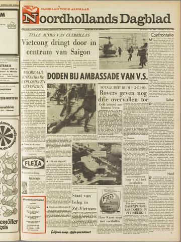 Noordhollands Dagblad : dagblad voor Alkmaar en omgeving 1968-01-31