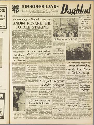 Noordhollands Dagblad : dagblad voor Alkmaar en omgeving 1961-01-12