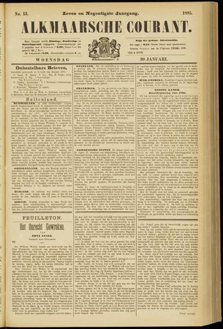 Alkmaarsche Courant 1895-01-30