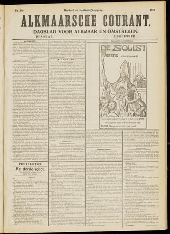 Alkmaarsche Courant 1912-12-03