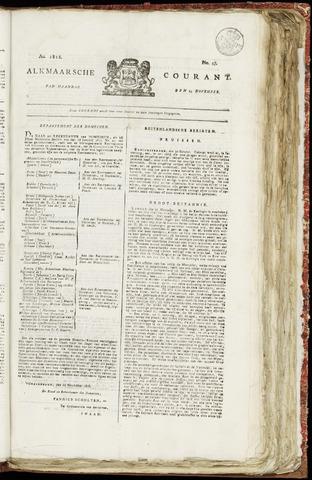 Alkmaarsche Courant 1818-11-23
