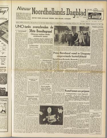 Nieuw Noordhollandsch Dagblad : voor Alkmaar en omgeving 1951-03-31