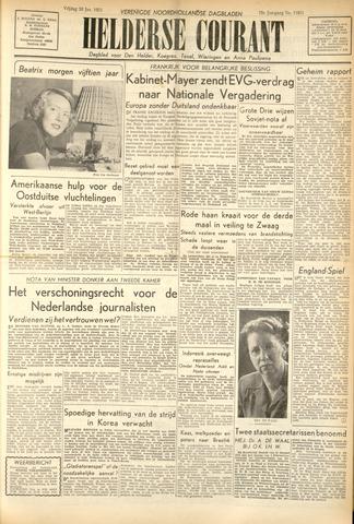 Heldersche Courant 1953-01-30
