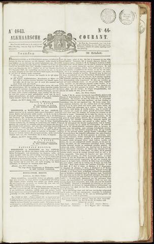 Alkmaarsche Courant 1843-10-30