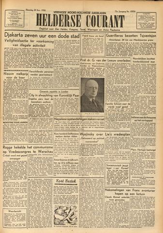 Heldersche Courant 1950-11-20