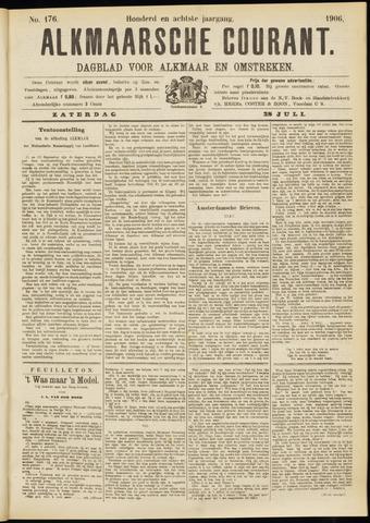 Alkmaarsche Courant 1906-07-28