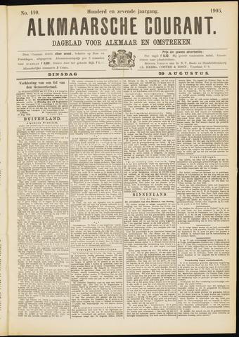 Alkmaarsche Courant 1905-08-29