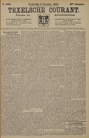 Texelsche Courant 1915-12-09