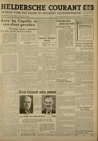 Heldersche Courant 1938-04-19