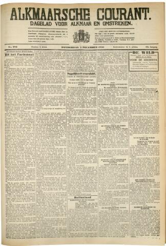 Alkmaarsche Courant 1930-12-04