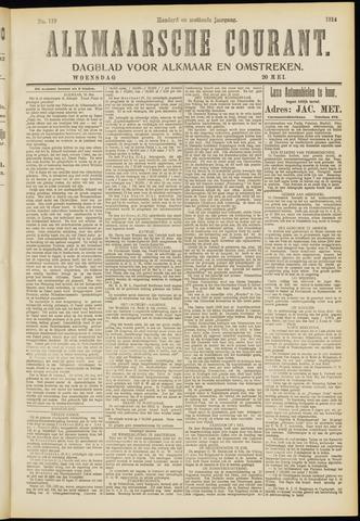 Alkmaarsche Courant 1914-05-20