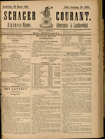 Schager Courant 1889-03-28