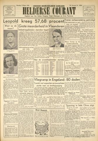 Heldersche Courant 1950-03-13
