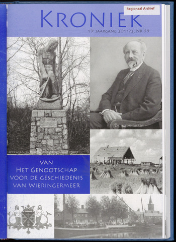 Kroniek Historisch Genootschap Wieringermeer 2011-08-01
