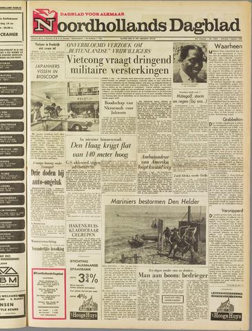 Noordhollands Dagblad : dagblad voor Alkmaar en omgeving 1965-08-07