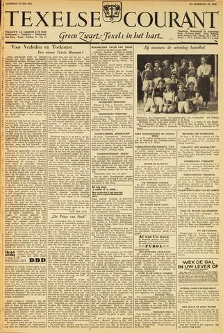 Texelsche Courant 1952-06-14