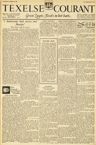Texelsche Courant 1960-02-24