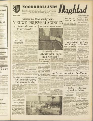 Noordhollands Dagblad : dagblad voor Alkmaar en omgeving 1960-01-11