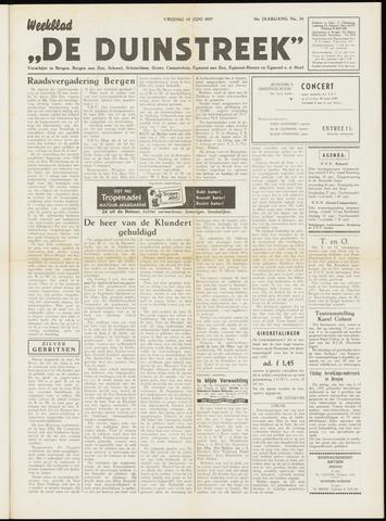De Duinstreek 1957-06-14