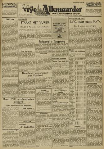 De Vrije Alkmaarder 1946-11-05