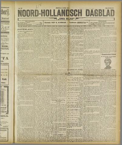 Ons Blad : katholiek nieuwsblad voor N-H 1921-04-12