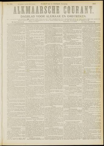 Alkmaarsche Courant 1919-12-03
