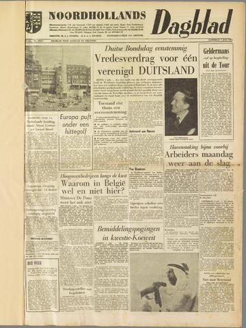 Noordhollands Dagblad : dagblad voor Alkmaar en omgeving 1961-07-01