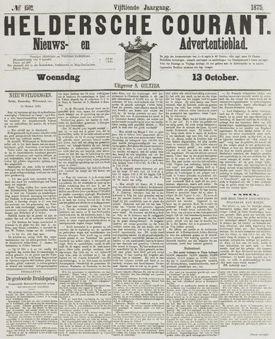 Heldersche Courant 1875-10-13